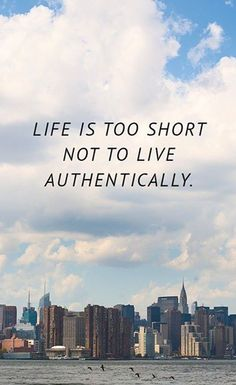 Life is too short. #levoinspired quotes via www.levo.com