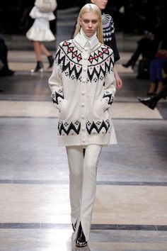 Sacai Fall 2013 Ready-to-Wear Collection
