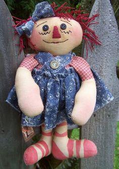 Annie My Lil\' Annie Doll Pattern