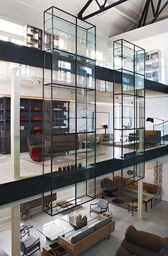 Yabu Pushelberg have designed the Avenue Road showroom in Toronto, Canada.