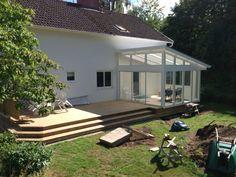 Breezeway, Backyard, Patio, Indoor Outdoor, Outdoor Decor, Terrace Garden, Winter Garden, Curb Appeal, Pergola
