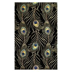 Kas Rugs Catalina 07 Pea Feathers Area Rug Take Your Living Room To The Wild