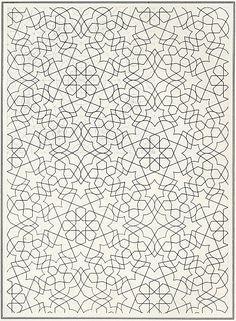 BOU 148 : Les éléments de l'art arabe, Joules Bourgoin