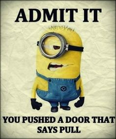 Here we have some of Hilarious jokes Minions and Jokes. Its good news for all minions lover. If you love these Yellow Capsule looking funny Minions then you will surely love these Hilarious joke. Funny Shit, Clean Funny Memes, Really Funny Memes, Stupid Funny Memes, Funny Relatable Memes, Hilarious Jokes, Funny Minion Pictures, Funny Minion Memes, Minions Quotes