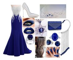 """""""Midnight Dance 2"""" by akasthia ❤ liked on Polyvore"""