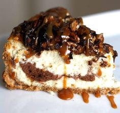 Ultimate Turtle Cheesecake: This is a great one to whip up when you need an impressive, decadent dessert.