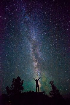 night sky photo-ideas