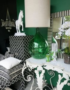 Gorgeous window display | Passionate About Design