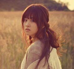 Cute Hairstyles For Medium Hair, Medium Hair Cuts, Medium Hair Styles, Curly Hair Styles, Park Bo Young, Young Korean Actresses, Korean Actors, Asian Actors, Pretty White Dresses