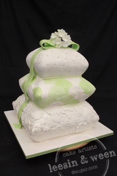 Moth Orchid or Phalaenopsis wedding cake commissioned by an Australian lady who…