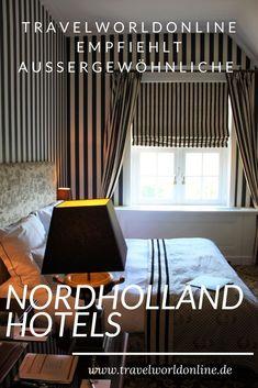 Nordholland Hotels, die außergewöhnliche Übernachtungen anbieten Reisen In Europa, Places To See, Tricks, Travel, Live, Home Decor, Destinations, Holiday Travel, Vacation Places