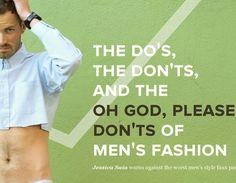 6+Styles+Vestimentaires+Homme+à+Suivre,+à+Eviter+et+à+ne+surtout+pas+faire+(images)