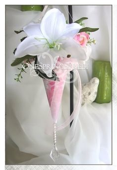 Wedding FlowersBridal BouquetFlower by OneSpringStreet on Etsy, $12.50