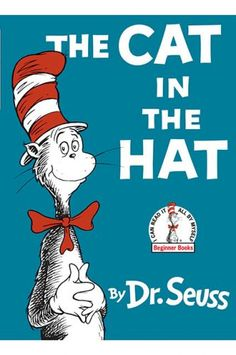 The Cat in the Hat is a part of the Beginner Books® and Dr. Originally created by Dr. Seuss, Beginner Books encourage children to read all by themselves, with simple words and illustrations that give clues to their meaning. Good Books, Books To Read, My Books, Random House, Kelsey Grammer, Beginner Books, Free Reading, Happy Reading, Read Aloud