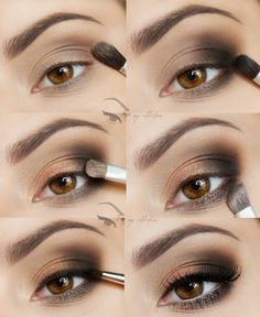 Animal Make up maquillaje Makeup Geek, Makeup Tips, Hair Makeup, Gorgeous Makeup, Love Makeup, Ojos Color Cafe, Animal Makeup, Tips Belleza, Makeup Goals