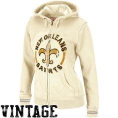 Mitchell & Ness New Orleans Saints Ladies Vintage
