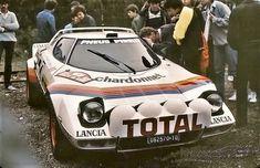 Lancia Stratos Darniche Mahe Tdf 1981