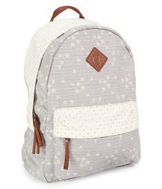 Flower Star Print Backpack - Aeropostale