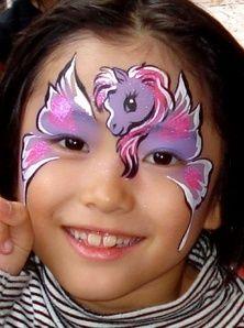 Pony Facepainting