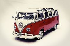 1950-1959 Volkswagen 21 Window Ragtop