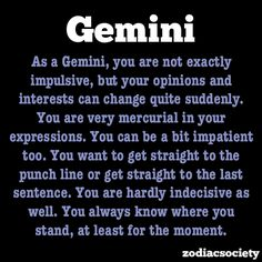 Gemini Horoscope - Bing Images...... haha key words at least for the moment!