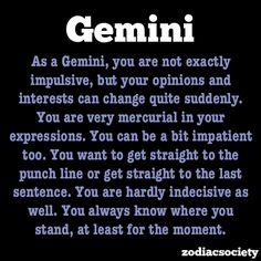 define gemini horoscope
