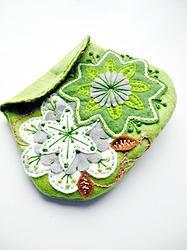 Eco Flower Collection - Springtime Vallet