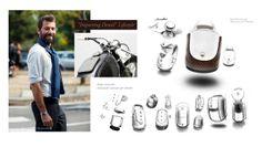 Louis Vuitton - Helmet Bags for Men (2010) by Maxime DUBREUCQ, via Behance www.fashions4lv.at.nr   Fashion stylewith louis vuitton only $129.8 very very very cheap!!!!