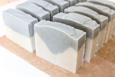 recette de savon saponifié à froid pour peau grasse et mixte contre l'acné