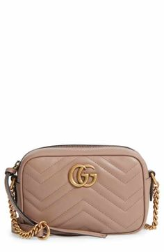 e16d86f04c06 Gucci GG Marmont 2.0 Matelassé Leather Camera Bag Becoming A Blogger, Gucci,  Grateful,