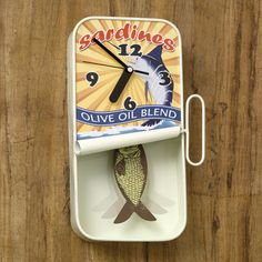 40 Best Sardine Can Art Images In 2019 Altered Art