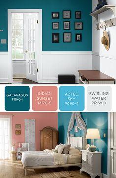 blue color trend in home decor 2016 2017 color pinterest. Black Bedroom Furniture Sets. Home Design Ideas