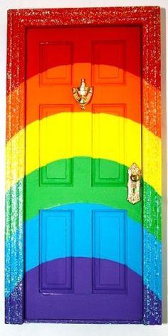 Happy Door..