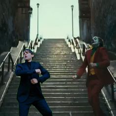 The perfect Joker SpiderMan JoaquinPhoenix Animated GIF for your conversation. Discover and Share the best GIFs on Tenor. Spiderman Dancing, Spiderman Gif, Joker Meme, Joker Dc, Joaquin Phoenix, Tobey Maguire Meme, Batman Comics, Dc Comics, New Pictures