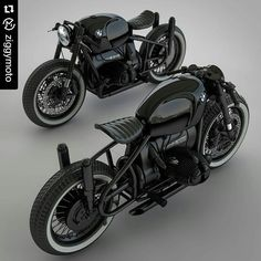 #Repost @ziggymoto with @repostapp Here's something I've always loved. An R90 engined R50 plus a few tweaks here and there and some fat white walls! #caferacer #caferacer #caferacergram #caferacerculture #caferacerofinstagram #inspiration #digitalart #c4d #bmw #airhead #r100 #r50 #r90 #dropmoto #returnofthecaferacers #maxonc4d by hacksecrets