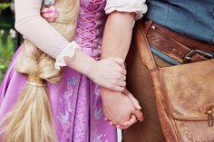 Rapunzel and Flynn from Tangled Disney Pixar, Disney Rapunzel, Tangled Rapunzel, Princess Rapunzel, Disney Films, Disney And Dreamworks, Disney Love, Disney Magic, Disney Parks