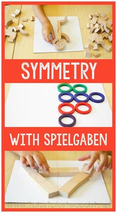 Symmetry with Spielgaben
