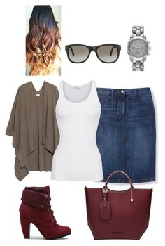"""""""Untitled #8"""" by jorge21 on Polyvore featuring Boden, Vince, American Vintage, WeWood, Michael Kors, women's clothing, women's fashion, women, female and woman"""