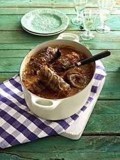 Das Rezept für Italienische Rinderrouladen und weitere kostenlose Rezepte auf LECKER.de