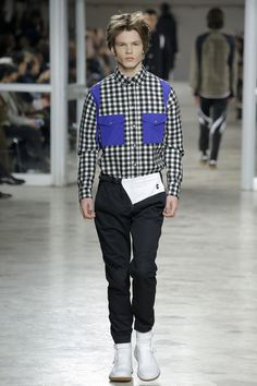 Tim Coppens Fall 2017 Menswear Collection Photos - Vogue