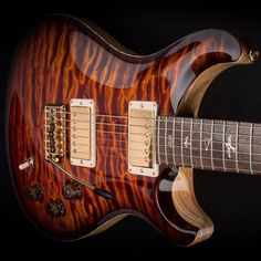 Probably the best looking @prsguitars DGT we have ever seen at WG! #brazilianrosewoodfingerboard #itsahighendguitarthing #prsdgt