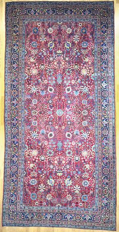 Handmade Kerman Persian Rug X Authentic Hand Knotted Rugs Fast Shipping 30 Days Return Best Price Oriental At Oldcarpet