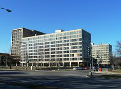 Washington, DC Town Center Plaza East