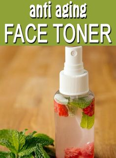 2 Simple and Natural Skin Toner For Face Homemade Remedies #skin #toner #for #face