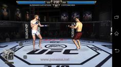 ea sports ufc android game