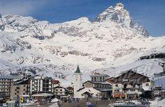 Ski Cervinia Switzerland @ Judith Land
