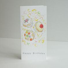 Happy Birthday Cakes £2.70