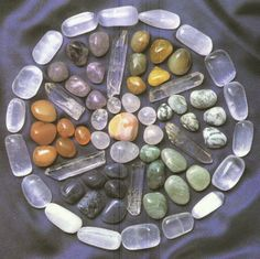 Crystal Medicine Wheel