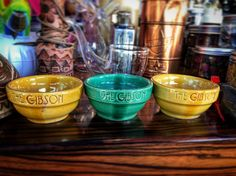 @thegibsonbar Gin And Tonic, Tableware, Instagram Posts, Dinnerware, Dishes