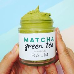DIY MATCHA GREEN TEA 🍵 FACE+BODY BEAUTY BALM • To Learn More Click the Link in Bio• 137 times stronger than green tea, this MATCHA Balm will help repair signs of skin aging. #diybeauty #diy #goodforyou #beauty #blogger #beautydiy #allnatural #organic #makeityourself #makeup #fashion #ootd #lol #nyc #youtube #youtubechannel #checkitout